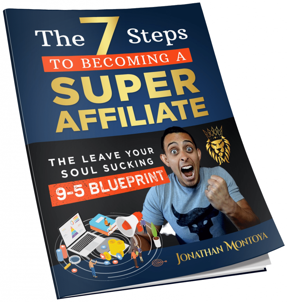 7 steps to becoming a super affiliate